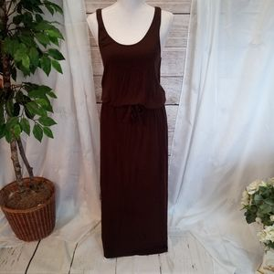 MICHAEL Michael Kors Drop Waist Maxi Dress